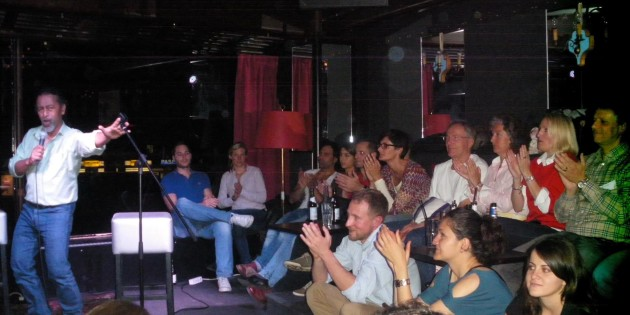 Publikum - Comedy Club Munich