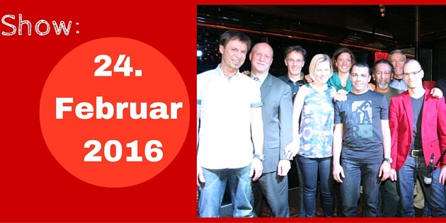 Stand-up Show 24.2.2016