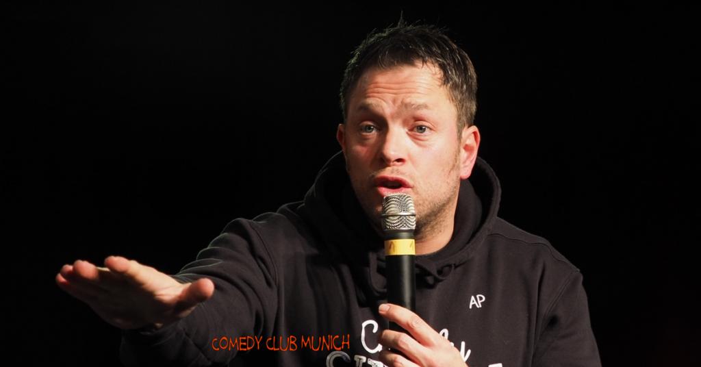 Alex Profant - Comedy Club Munich