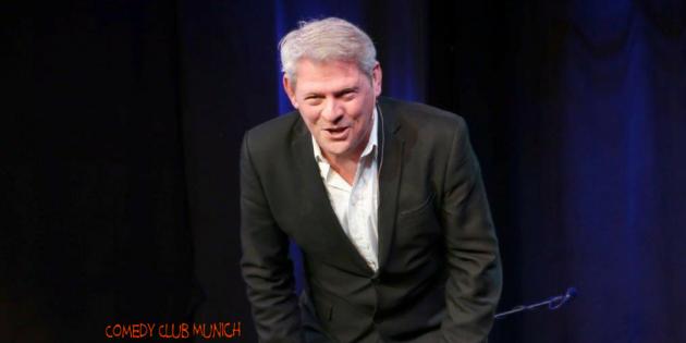 Matt Devereux - Comedy Club Munich