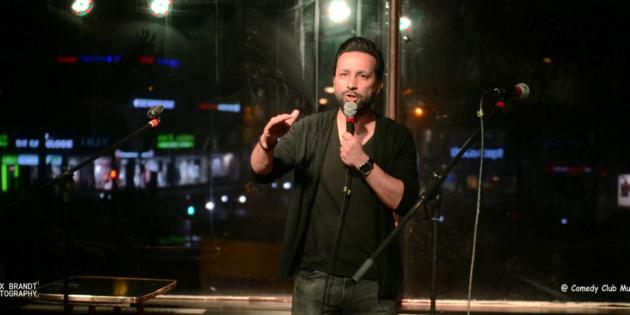 Wali Nawabi - Comedy Club Munich