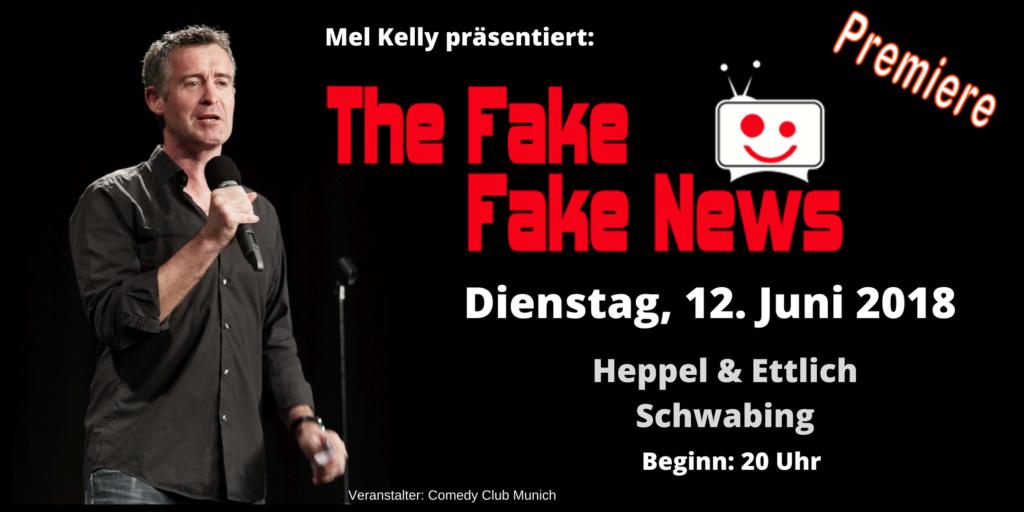 The Fake Fake News - Premiere