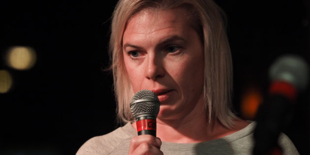 Ineke Vermeulen - Comedy Club Munich