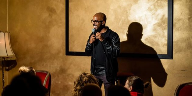 Bilal Mohammed - Comedy Club Munich