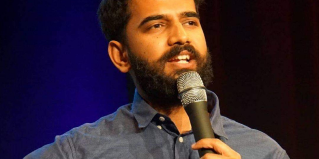 Gagan Gopal - Comedy Club Munich