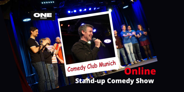 ONLINE: Stand-up Comedy Show - German