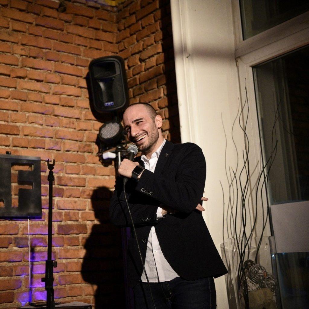 Yalcin Norton - Comedy Club Munich